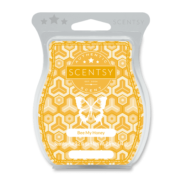 Picture of Bee My Honey Scentsy Bar