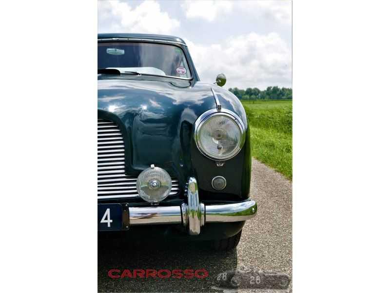 Aston Martin DB 2/4 MARK II 2.9 FIVA ID, Mille Miglia certificate afbeelding 24