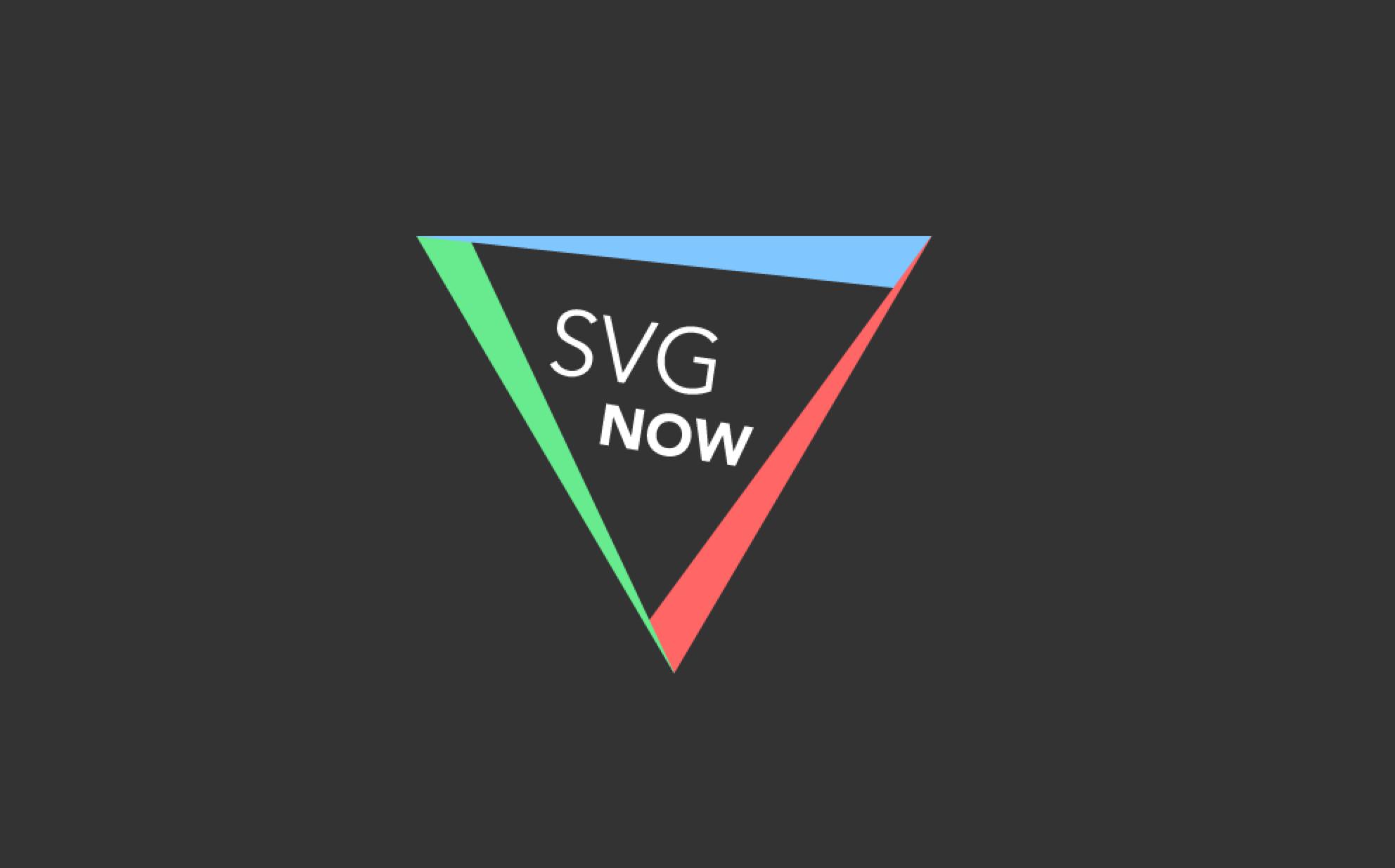 SVG NOW plugin logo.