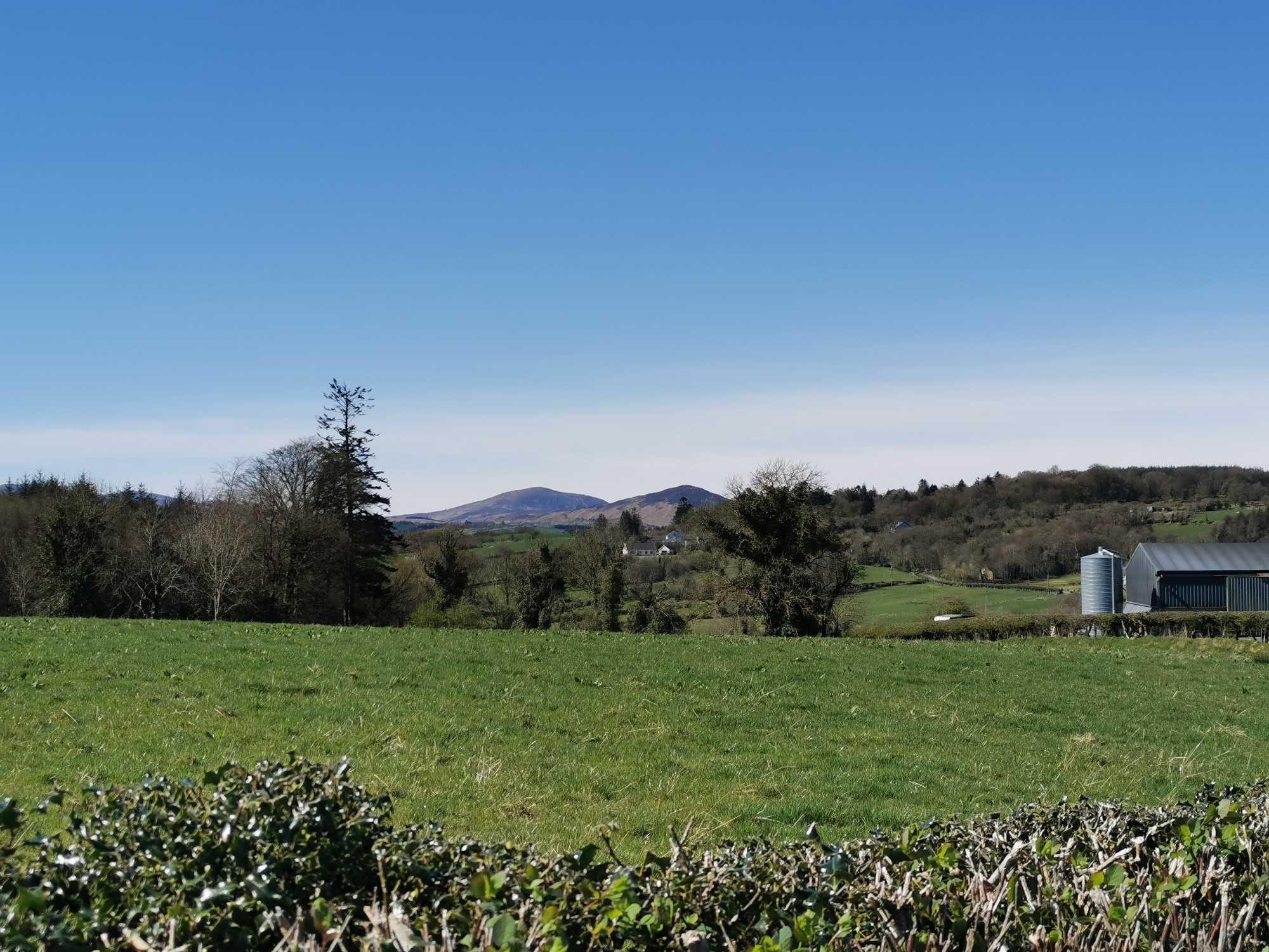Farmland in Donegal