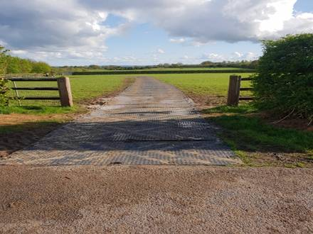 SafeMat Ground Protection – Chichester