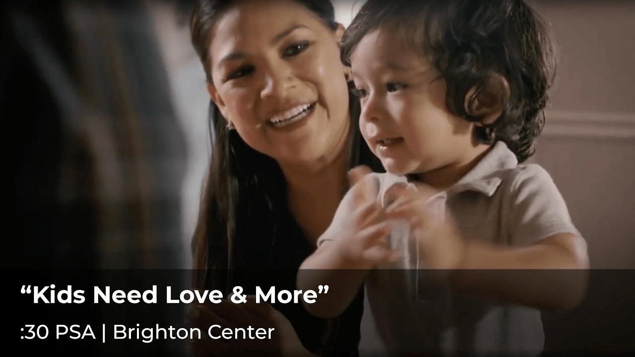 """Kids Need Love & More"""