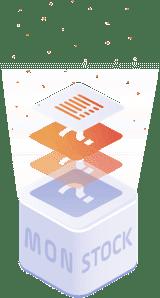 software di gestione dell'inventario Monstock