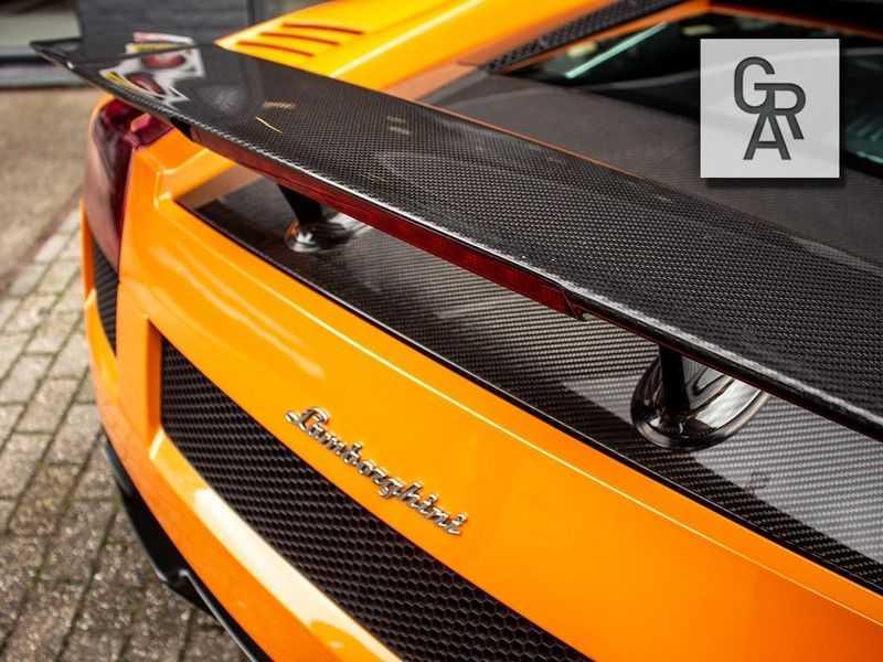 Lamborghini Gallardo 5.0 V10 Superleggera afbeelding 12
