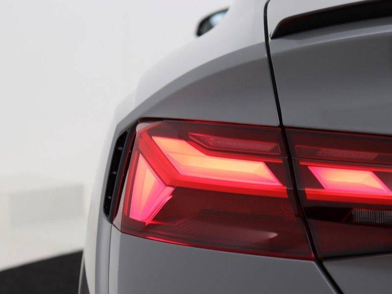 Audi RS5 Sportback 2.9 TFSI quattro | 450PK | Panoramadak | Stoelventilatie/verwarming | Bang & Olufsen | Top view camera | Matrix LED Laser | RS Sportuitlaat | 20'' inch brons | Verlengde fabrieksgarantie afbeelding 23