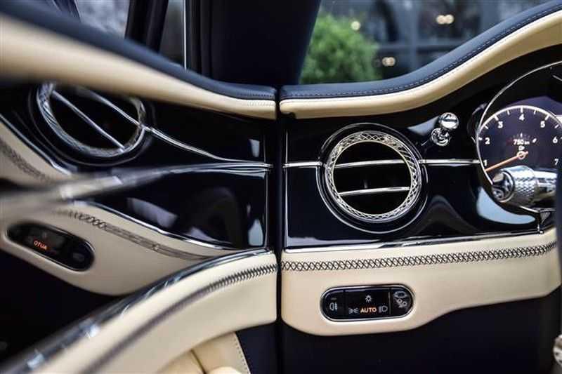 Bentley Continental GTC W12 CENTENARY+MULLINER+MASSAGE+HEADUP afbeelding 3