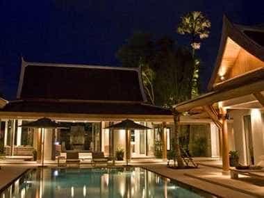 Private Villa, Cherng Talay