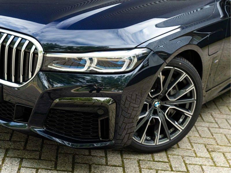 BMW 7 Serie 745e High Executive - M-Sport - 4x Comfortzetel - Stoelventilatie - Volleder afbeelding 8