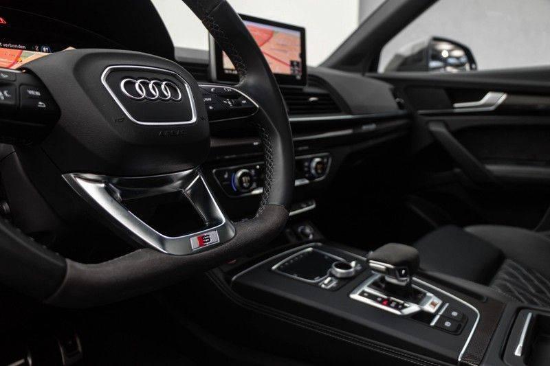 "Audi SQ5 3.0 TFSI 354pk Quattro Black Edition Panoramadak Luchtvering Valconaleder B&O Matrix-Dynamisch Keyless Navi-High ACC DriveSelect  21""Performance Camera Pdc afbeelding 19"