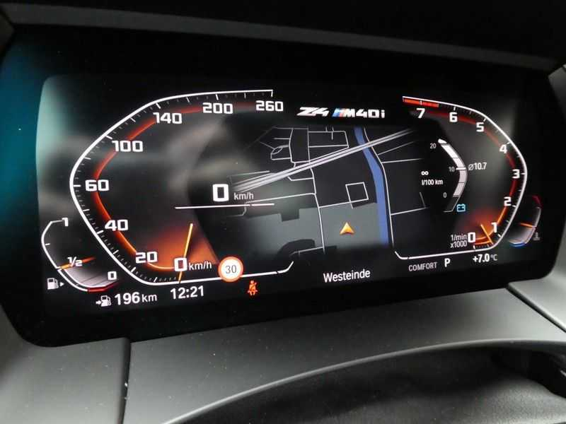 BMW Z4 Roadster M40i High Executive afbeelding 14