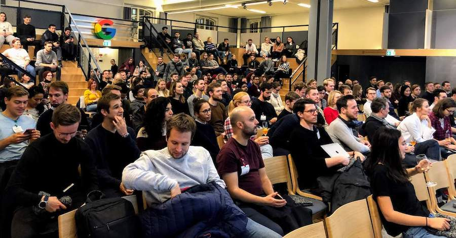 Product Meetup at Google,November 2019, Berlin Germany