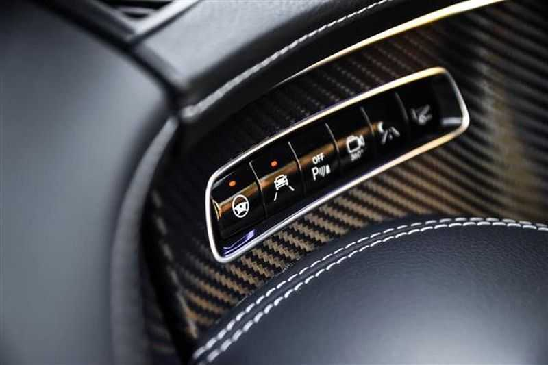Mercedes-Benz S-Klasse S500 CABRIO AMG-LINE+BURMESTER+HEAD-UP NP.201K afbeelding 15