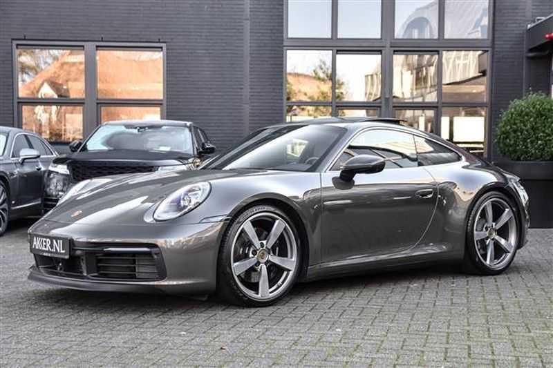Porsche 911 4S PDCC+4WSTURING+BURMESTER NP.220K afbeelding 14
