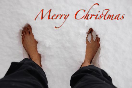 Barefoot Christmas