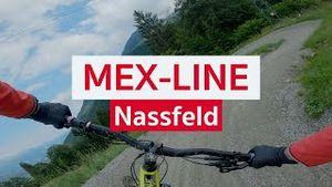 MEX-Line | Flowtrail am Nassfeld in Kärnten | PoV Mountainbike Video