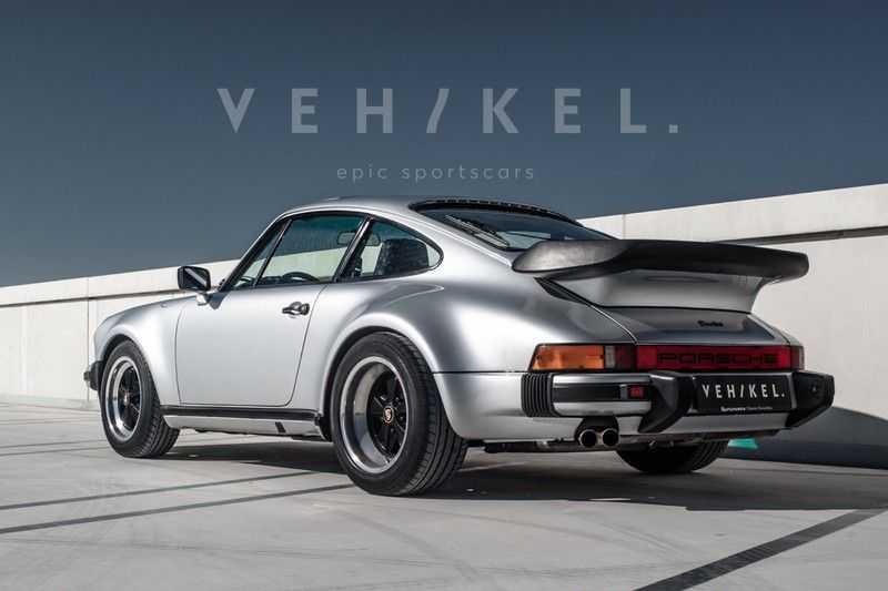 Porsche 911 930 3.3 Turbo Coupé // uitzonderlijk mooie staat // afbeelding 3