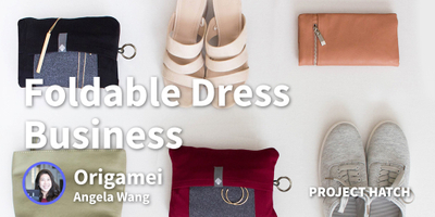 featured image thumbnail for post How Crumpled Outfits Drove me to Create Origami-Style Dresses