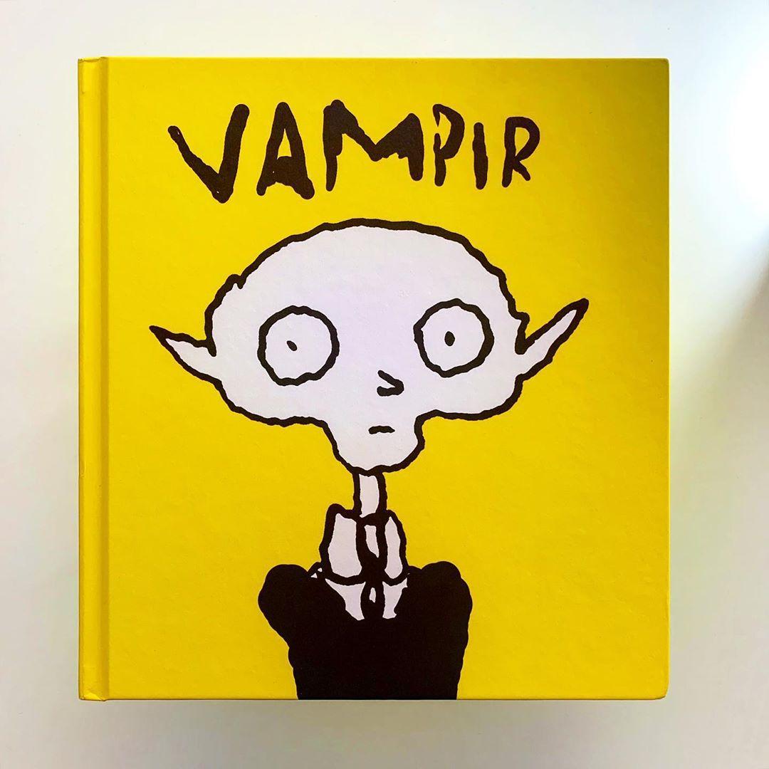 "Imagen de Reseña de ""Vampir"", de Joann Sfar"