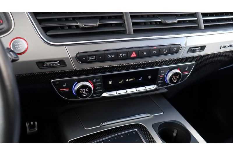 Audi Q7 4.0 TDI SQ7 quattro Pro Line + BOSE, Ruitstiksel, Carbon, Trekhaak afbeelding 14