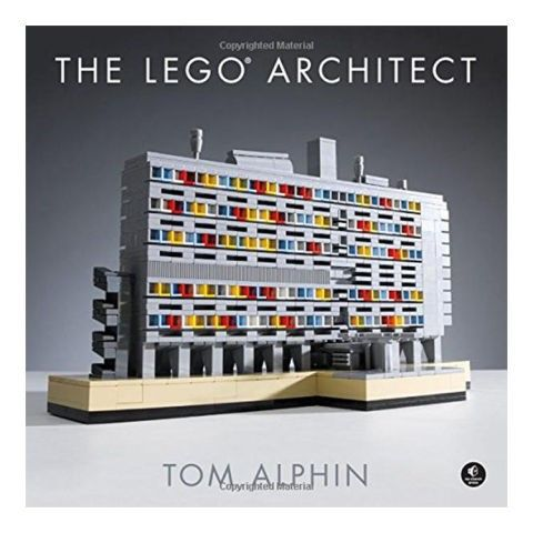The lego architect book