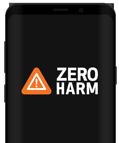 Zero Harm app