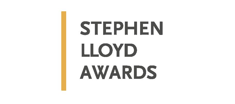 Stephen Lloyd Awards logo