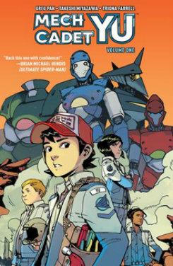 Mech Cadet Yu: volume 1