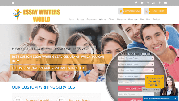 essaywritersworld.com review