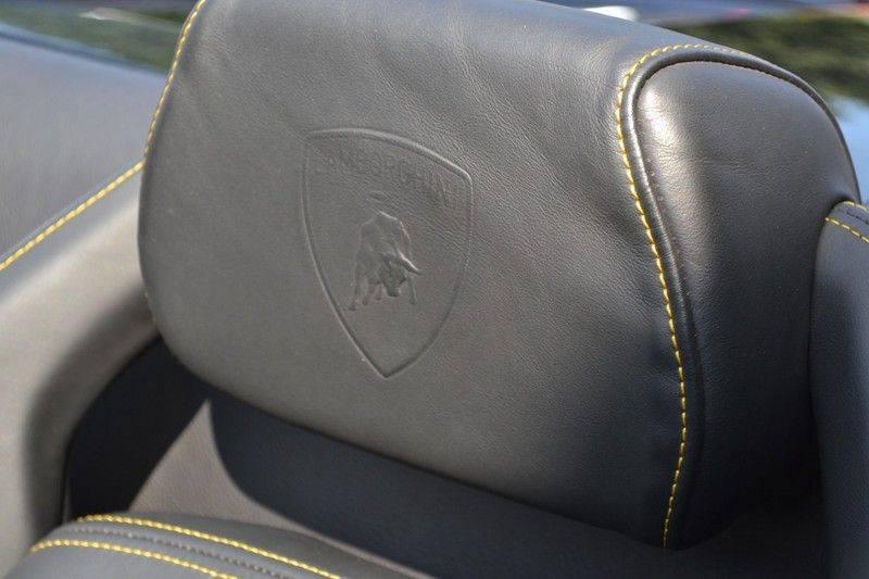 Lamborghini Gallardo 5.0 V10 Spyder afbeelding 10