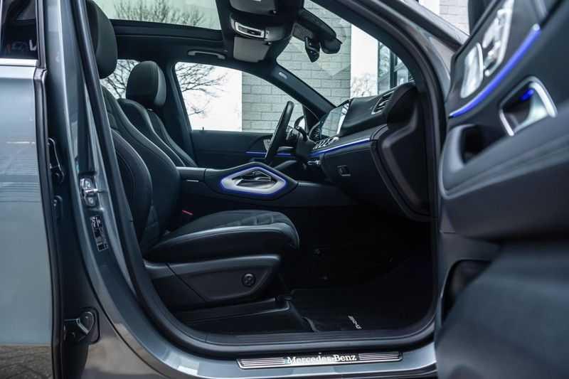 Mercedes-Benz GLE 350 de 4MATIC Premium Plus, 320 PK, AMG/In/Exterieur, Pano/Dak, Massage, Standkachel, Head/Up, BTW, 2020! afbeelding 2