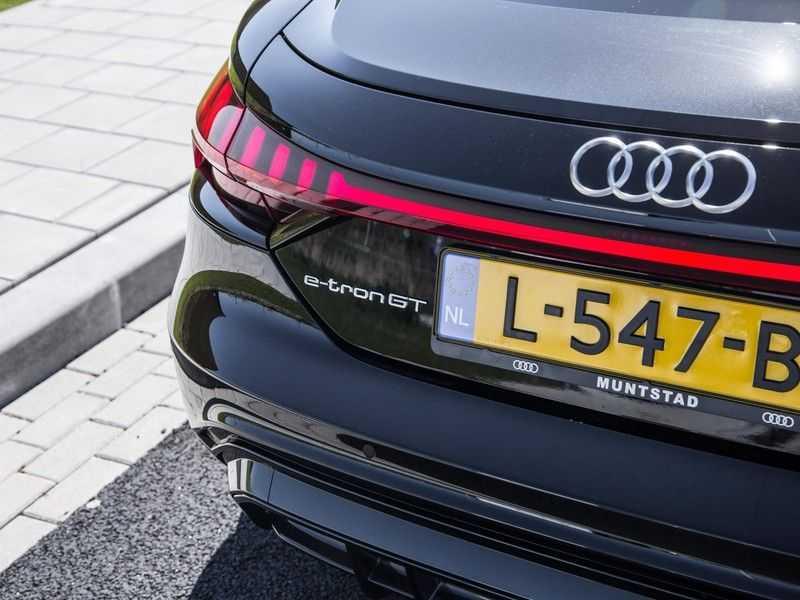 "Audi e-tron GT edition ZERO | Head-Up | B&O Sound | Carbon | S-Sportstoelen | Pano.Dak | Matrix LED | 21"" LM-velgen | afbeelding 12"