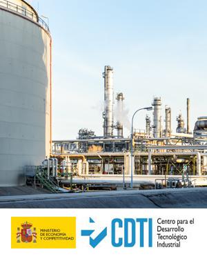 CORUS: Predicción y detección de la CORrosión mediante el uso de UltraSonidos en tanques metálicos y tuberías que contienen productos químicos.