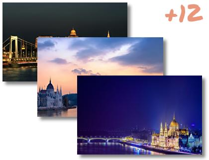 Budapest theme pack