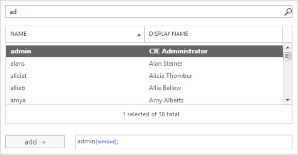 Email Signature - ApplicationImpersonation permission 5