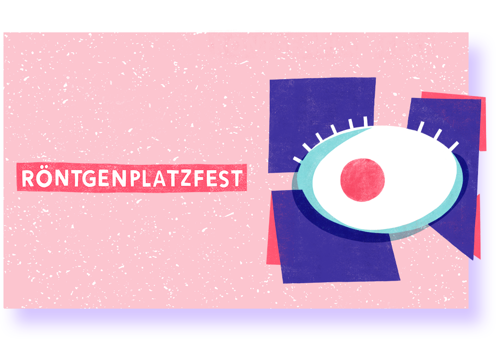 Röntgenplatzfest 2020 Projektcover