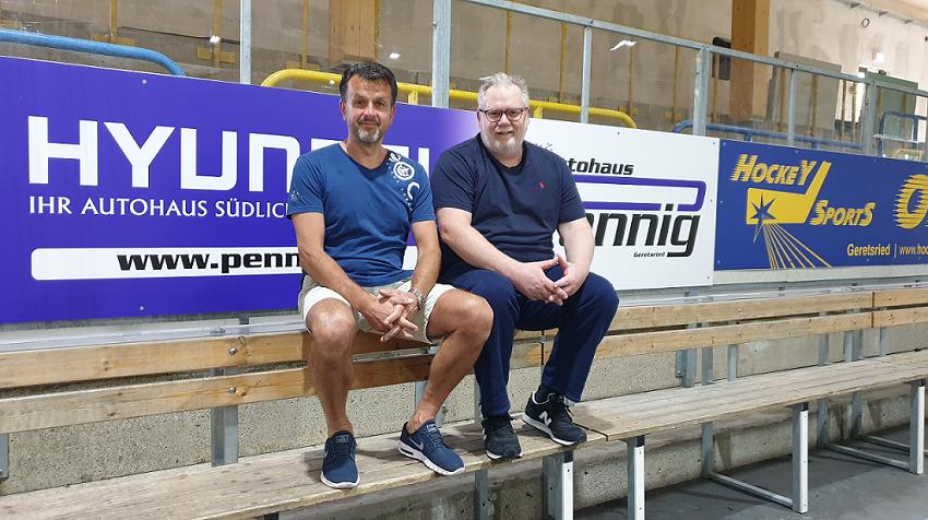 Sternkopf neuer Trainer