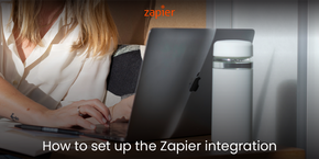 How to set up the Zapier integration