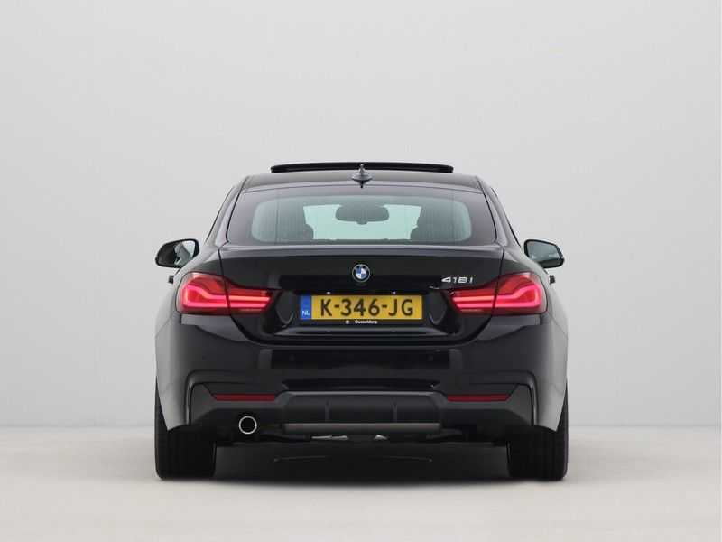 BMW 4 Serie Gran Coupé 418i High Executive M-Sport Automaat afbeelding 9