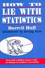 Related book How to Lie with Statistics Cover
