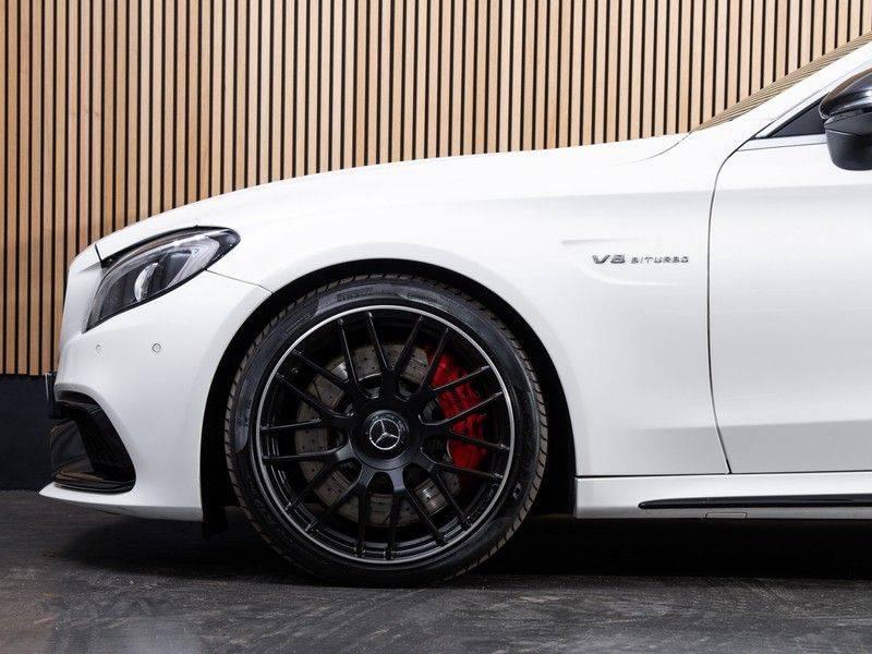 Mercedes-Benz C-Klasse C63 S AMG Cabrio AMG RIDE CONTROL, NIGHTPACK, afbeelding 14