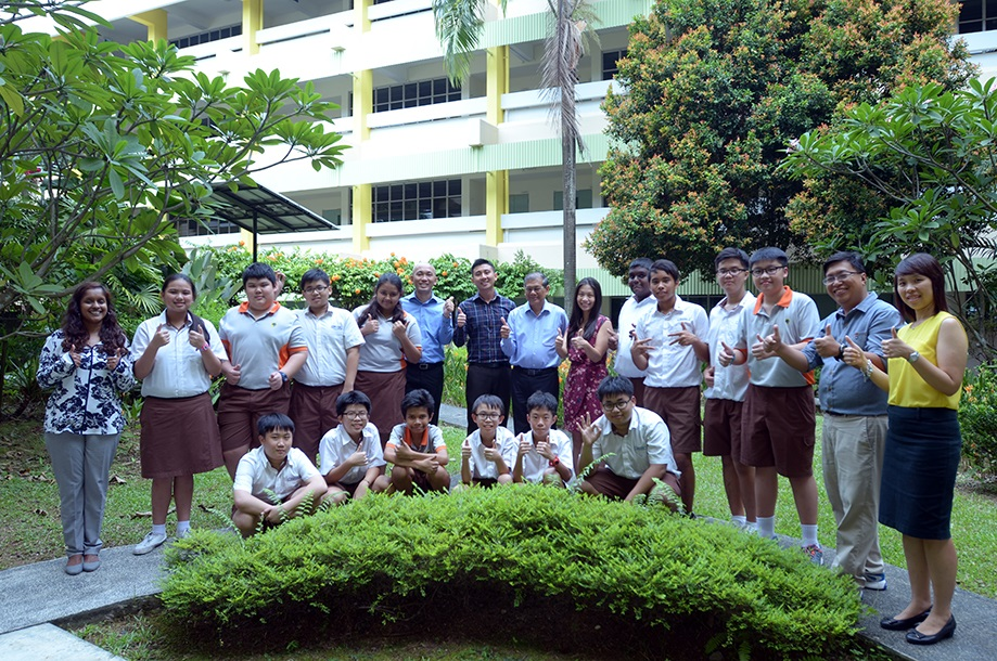 Bukit View Secondary School