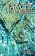Mage the Awakening (2nd Edition) cover