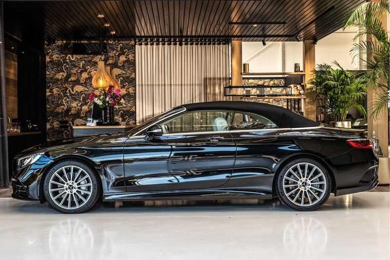 Mercedes-Benz S-Klasse Cabrio 560 | Swarovski | Burmester | 360 graden | Distronic | afbeelding 16