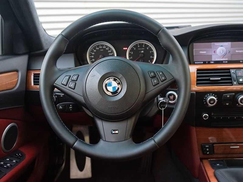 BMW 5 Serie M5 H6 - Manual - Volleder - 79.998km! afbeelding 21