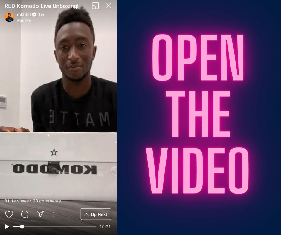 Download IGTV Video
