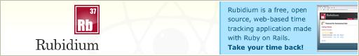 Rubidium Application Web Site