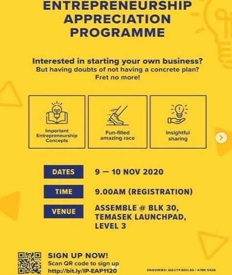 Entrepreneurship Appreciation Programme