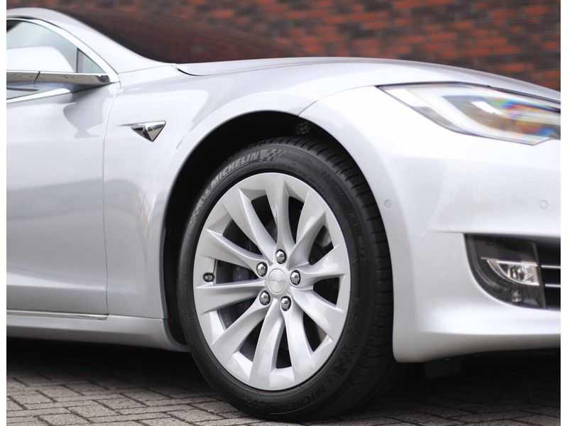 Tesla Model S 75D Base *4% t/m 06-'23*5-persoons*AutoPilot* afbeelding 13