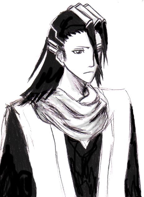 Byakuya Sketch