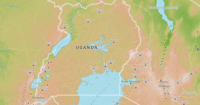 Disaster Planning in Uganda with the Red Cross